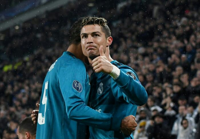 "SEE All Records ""Cristiano Ronaldo"" Broke Last Night As Real Madrid Beats Juventus 3 – 0"