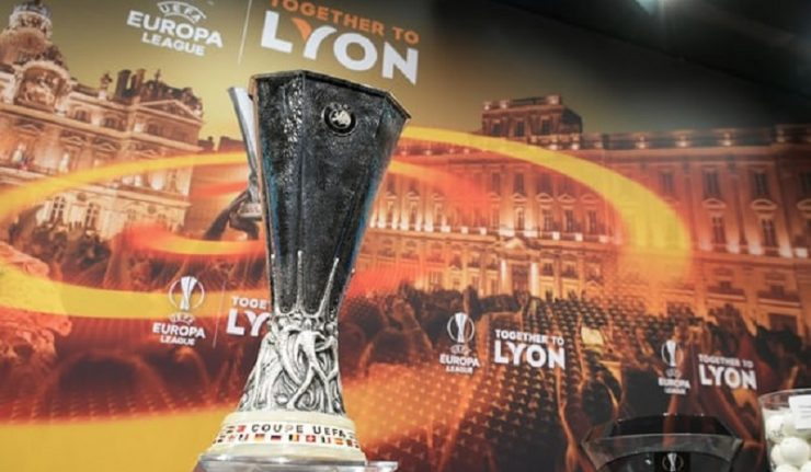 Police Recovers The Europa League Trophy After It Was Stolen