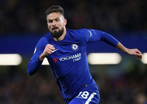 Premier League: I am frustrated at Chelsea – Giroud