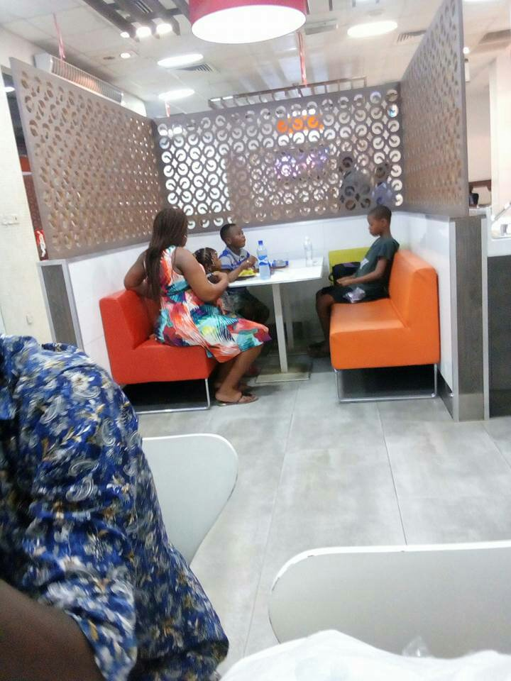 Nigerian Man Shares His Heart Breaking Encounter With A Woman, Her Kids And Little Housemaid