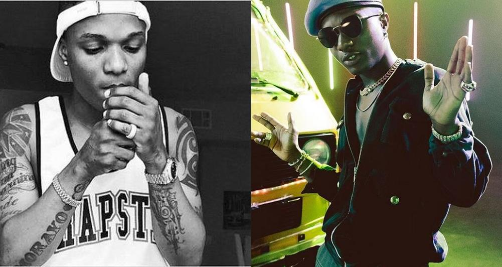 'You don fuck up'- Fan tells Wizkid, he replies savagely