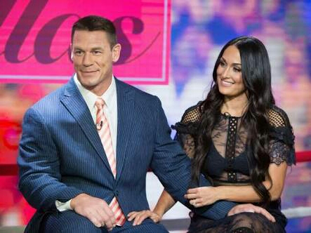 3 weeks to their wedding, WWE stars, John Cena and Nikki Bella announce their split after 6 years together