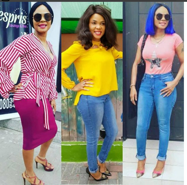 Iyabo Ojo Taunts Critics With Stunning Shots of Her New Post-Surgery Bod