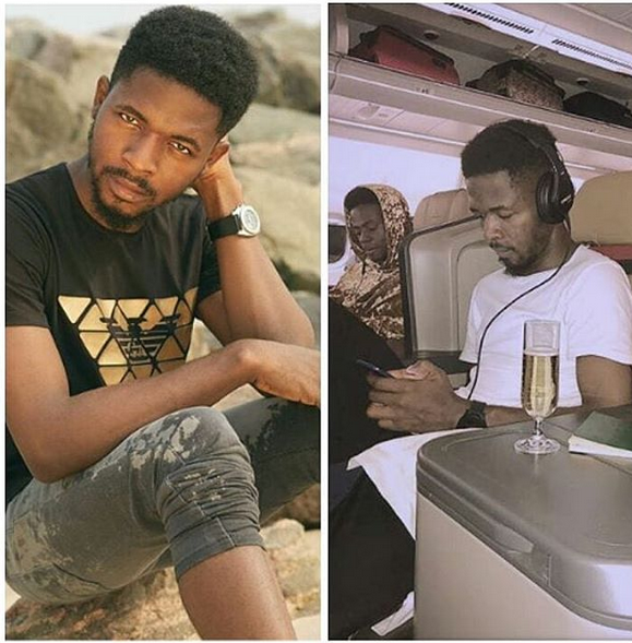 Johnny Drille Excited About Leaving The Country For The First Time