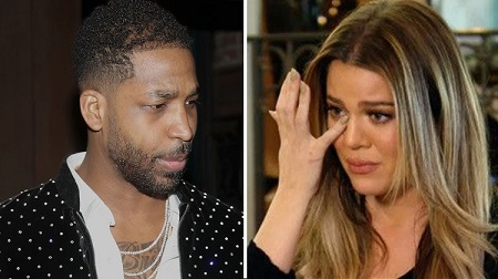 She Also Stole Him! Fans Mock Khloe After Photos Of Tristan Kissing A Lady Surfaced