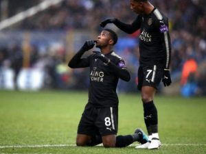 Wilfred Ndidi, Kelechi Iheanacho nominated for Leicester City awards