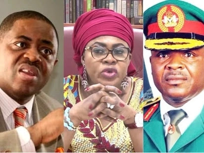 Breaking: Fani Kayode, Stella Oduah, 22 Others Make New List of Looters Released by FG (See Full List)