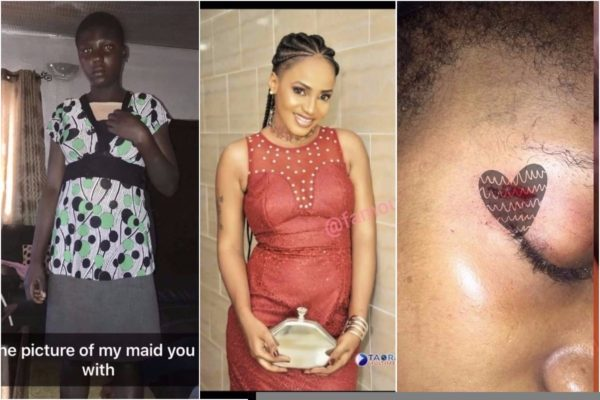 Nigerian Lady Calls Partner Out For Assaulting Her And Sleeping With Their Maid