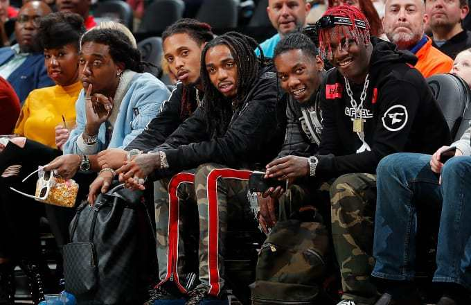 Police Discovers Over 420 Grams Of Marijuana, Codeine & Xanax Inside Migos Tour Bus
