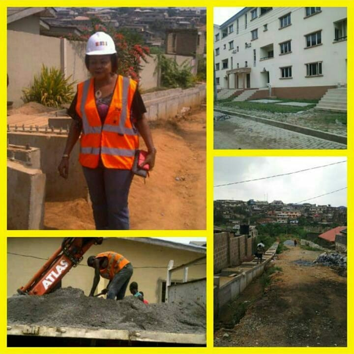 Wealthy Party-Loving Lagos Socialite Praised For Her Work Commitment (Photos)