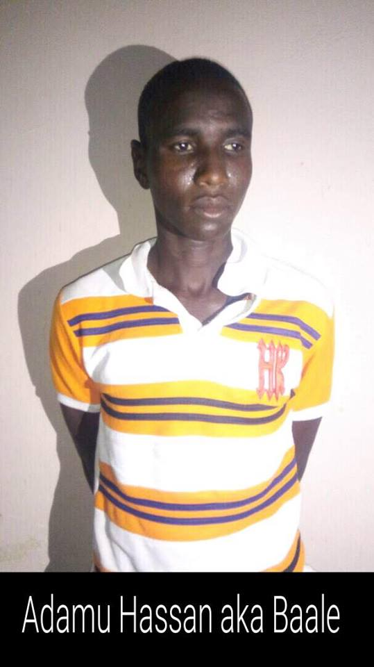 Boko Haram Bomb Expert Arrested During Stop And Search Operation (Photo)