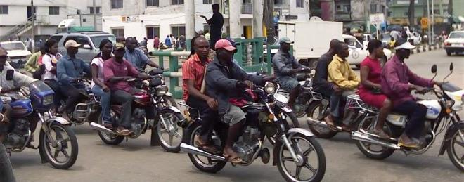Ondo Motorcycle Rider Slumps, Dies After Buying Fuel At Petrol Station