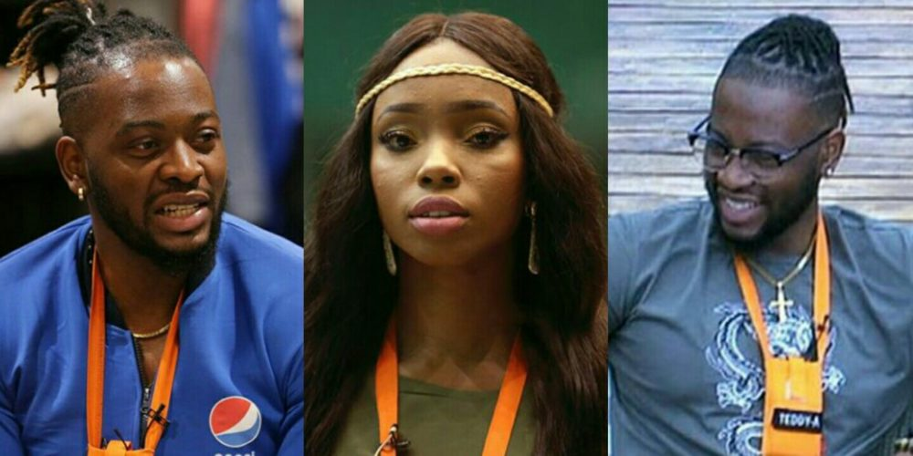 #BBNaija: Bambam Addresses The Status Of Her Relationship With Teddy A