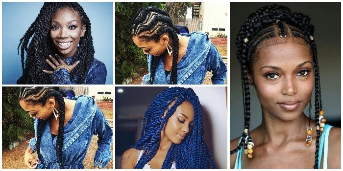Here are the Top Braids Styles Trend of 2018 (PHOTOS)