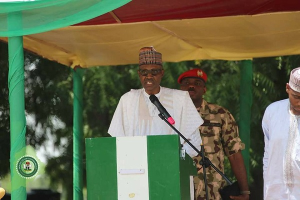 'Why I'm Running For Second Term' – Buhari