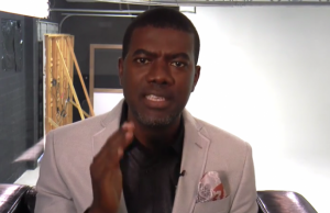 Buhari's govt is trying to use a prostitute against me – Reno Omokri says