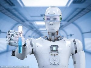 Robots are learning to conduct their OWN science experiments in an attempt to outdo humans