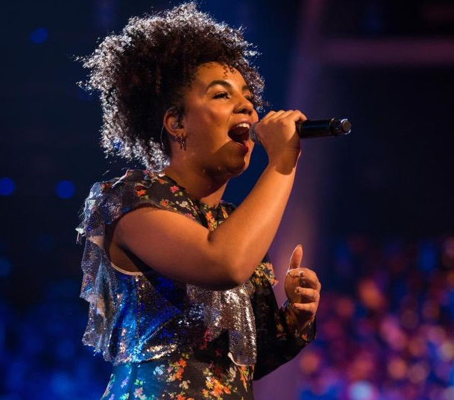 18-Year-Old Nigerian Ruti Olajugbagbe Wins 'The Voice UK' 2018