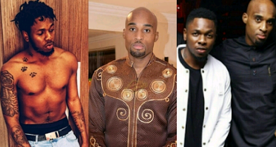 """Arrest Saga: Runtown blasts his Record Label boss, Dilly. Says """"He must be mad"""""""