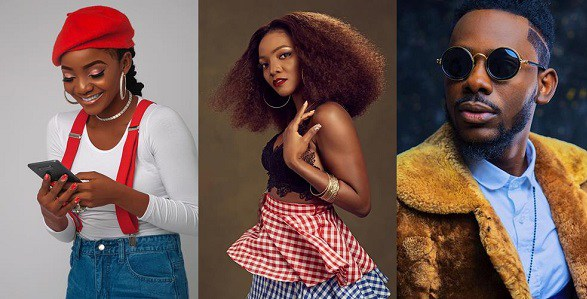Simi Shuts Twitter User Who Said Adekunle Gold Is Not Coachella Material Up