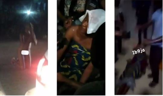Slaymama Runs Mad After Being Dropped From A Car, Allegedly Delivered By Pastor