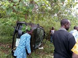 2 die in Abia Gov's wife motorcade auto crash