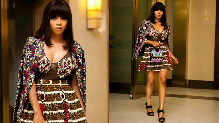 The Devil Targeted My Mind' – Toke Makinwa Reveals Struggles With Depression