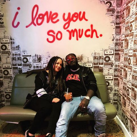 T-Pain Threatens Wife with a Bizarre Love Note On Instagram