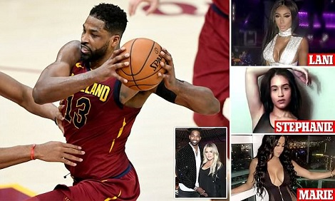 Tristan Thompson Booed During First Basketball Game Since Cheating Scandal