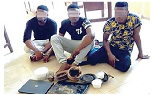 Internet fraud: 5 Diabolic Things Yahoo Boys do to Become Wealthy… No. 5 is very Dangerous