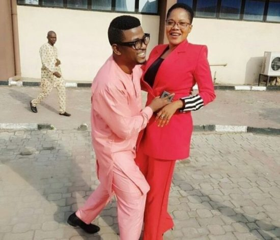 Meet The Man Walking Toyin Abraham Down The Aisle!