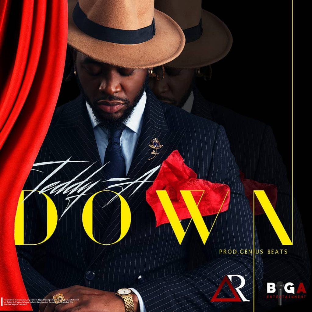 "DOWNLOAD MP3: Teddy A – ""Down"" (Prod. By Genius Beats)"