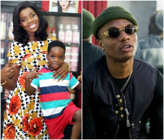 Wizkid's Babymama Wants To Expose Their Secret? See What She Shared