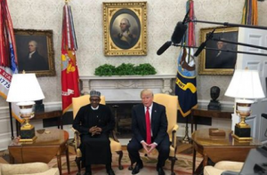 """PDP To Buhari: """"Your Outing In The US Is Embarrassing """""""