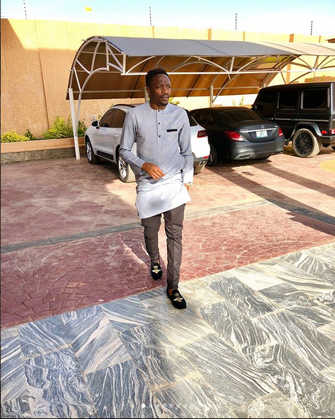 Ramadan; See What Super Eagles Player, Ahmed Musa Is Set To Do For His People