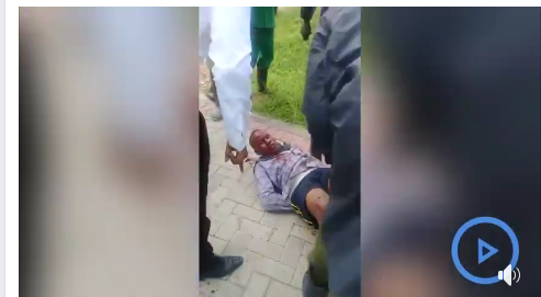 Keke Driver Beaten Mercilessly After Trying To Rape Young Schoolgirl (Photos)