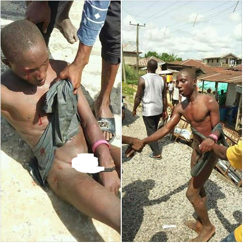 Cultists Arrested After Being Overpowered By Police In Bayelsa State (Photos)