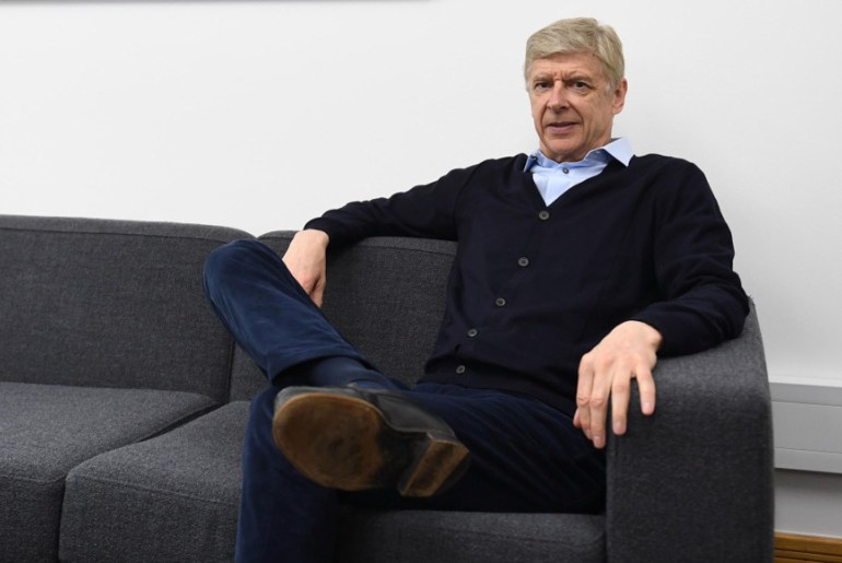 Arsene Wenger Reveals Real Madrid and The Other Jobs He Has Turned Down