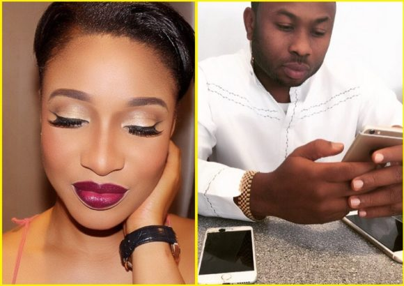 , You can't pull me down – Churchill tells Tonto Dikeh – Read his Statement, No. 1 Information Arena