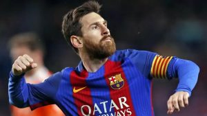 Messi overtakes Salah in race for golden boot
