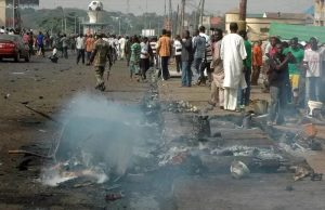 BREAKING! Suicide bomber kills several people in Mubi