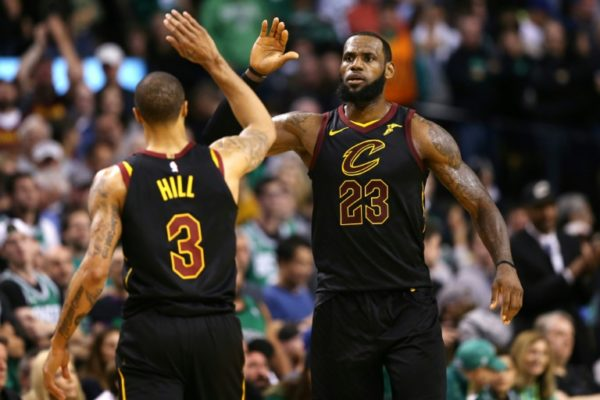Lebron James Rallies Cavaliers To 4th NBA Finals