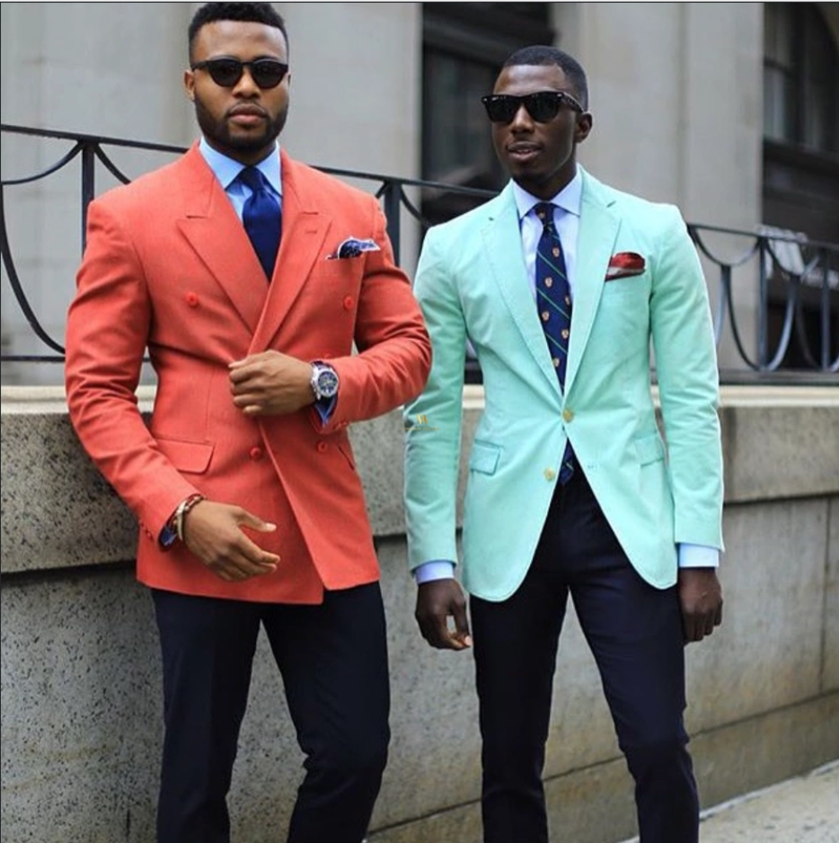 10 Most Stunning Nigerian Wedding Suits (Photos) - GLtrends.com.ng