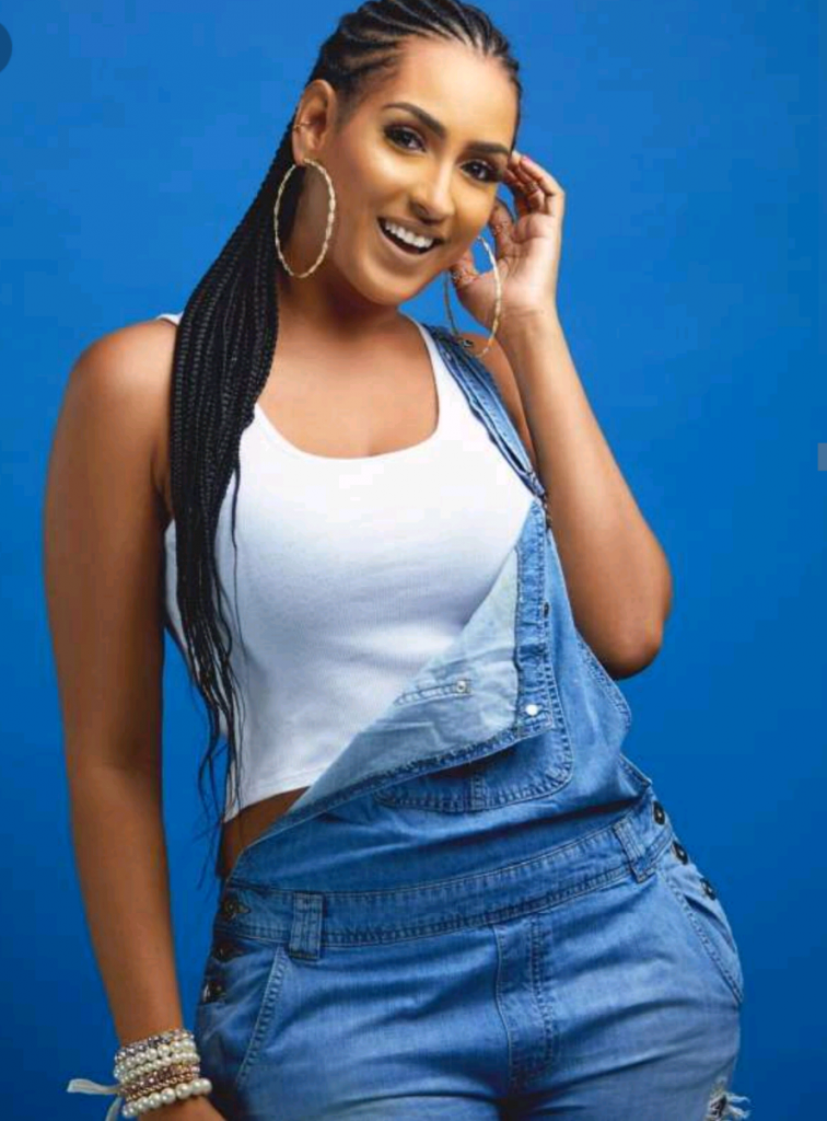 Actress Juliet Ibrahim Reveals That Her Nipples Helps Her To Know It's Cold Outside