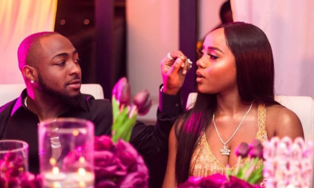 Davido rejects N60m Endorsement Deal For Chioma, He's Requesting For 100m