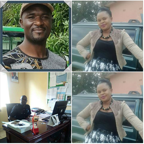 """Abusive"" Husband Accuses Another Man Of Snatching His Beautiful Wife (Photos)"