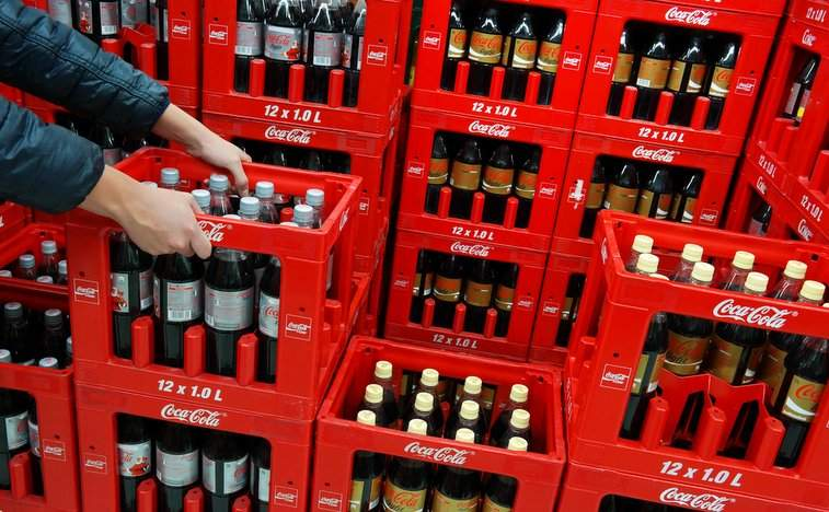 Coca-Cola Launches Its First Alcoholic Drink