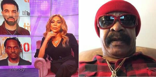 Drake's Dad Dennis Graham Blasts Wendy Williams Amid Pusha T Fallout