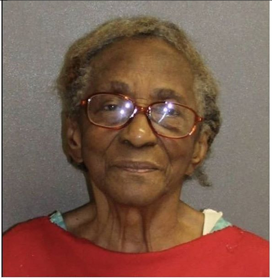95-Year-Old Great Grandmother Arrested For Smacking Granddaughter In The Face With Slipper
