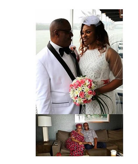 After 2 failed marriages, Nigerian relationship expert marries for the 3rd time